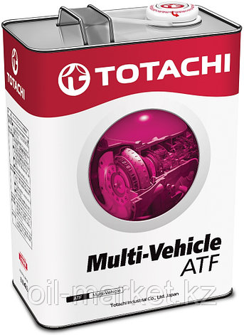 Масло для АКПП TOTACHI ATF MULTI-VEHICLE  4L, фото 2