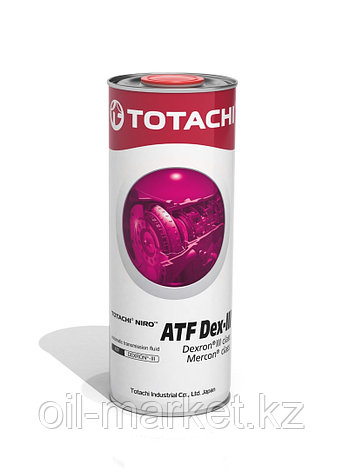 Масло для АКПП TOTACHI NIRO ATF DEXRON-III гидрокрекинг 1L, фото 2