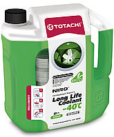 Антифриз TOTACHI NIRO LONG LIFE COOLANT Green 2л. (Зеленый)