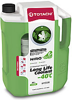 Антифриз TOTACHI NIRO LONG LIFE COOLANT Green 4л. (Зеленый)