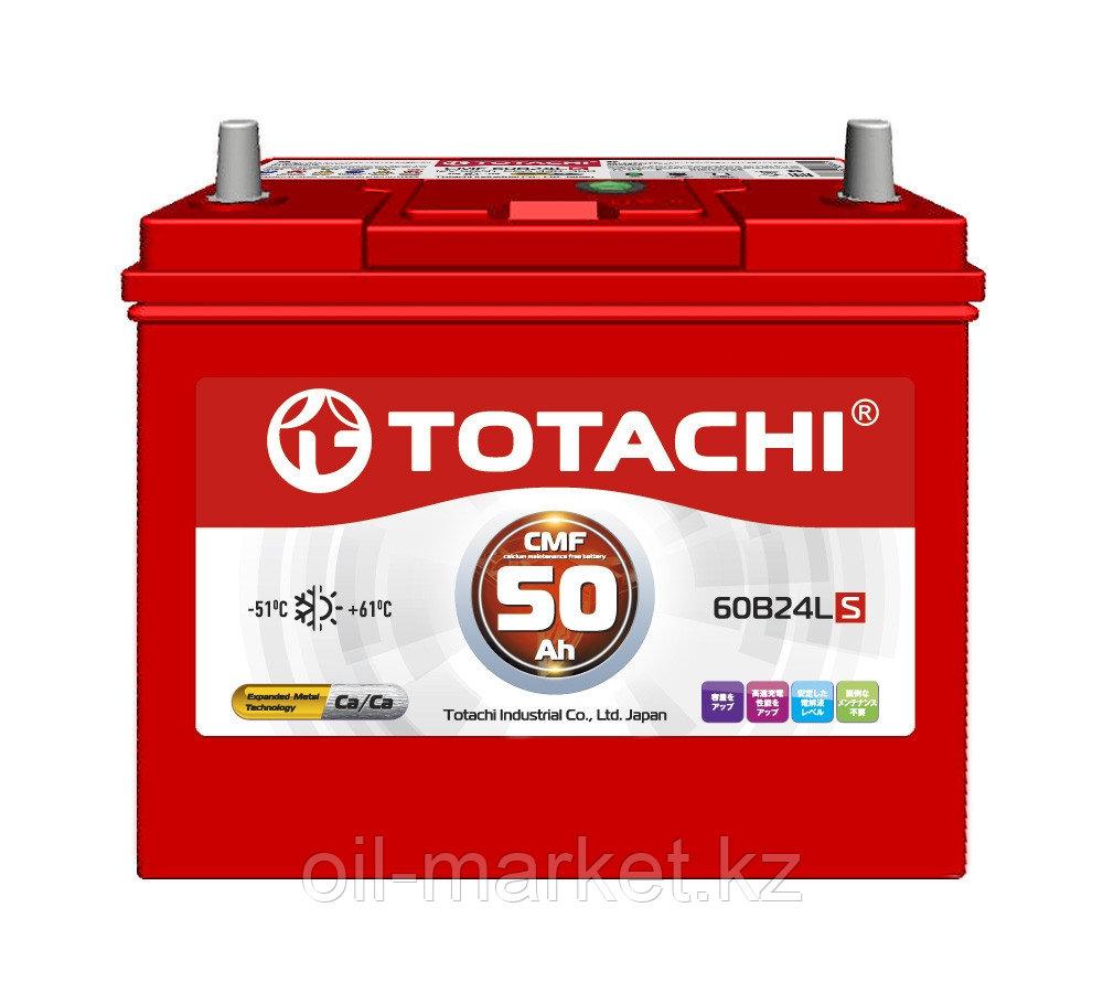 Аккумулятор TOTACHI 50 А/ч CMF - 60B24LS