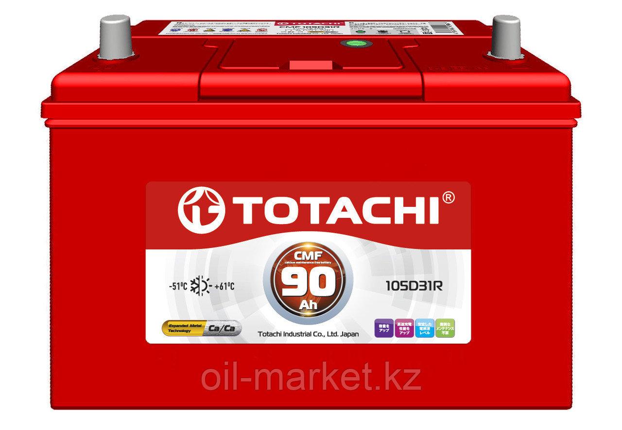 Аккумулятор TOTACHI 90 А/ч CMF - 105D31R