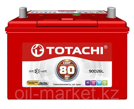 Аккумулятор TOTACHI 80 А/ч CMF - 90D26L, фото 2