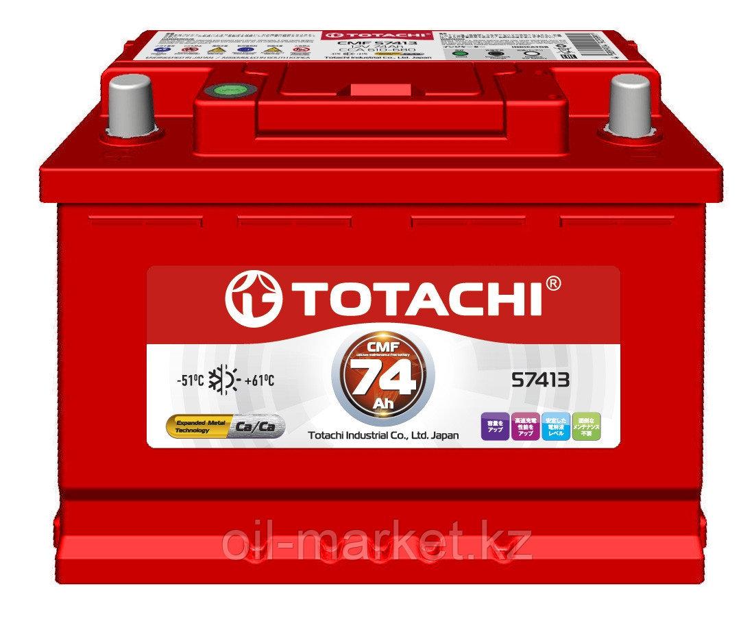 Аккумулятор TOTACHI 74 А/ч CMF - 57413
