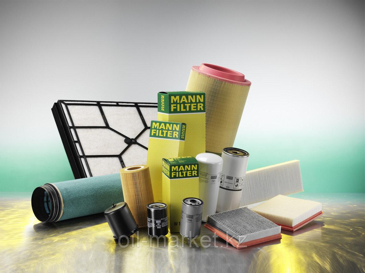 MANN FILTER фильтр масляный W7015