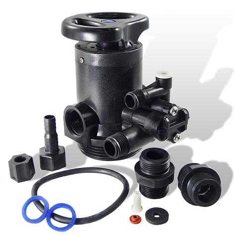 Ручной клапан Runxin TM.F64D2 - умягчитель, до 10 м3/час, фото 2