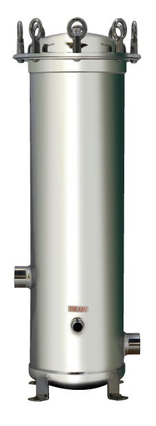 Мультипатронный фильтр тонкой очистки воды CF07  ( до 10 м3/час)