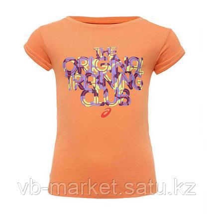 Детская футболка ASICS GIRLS SS TOP JR 09/10 (134-140), фото 2
