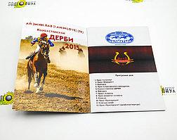 Листовки, брошюры, буклеты 2