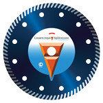 Алмазный диск отрезной СПЛИТСТОУН по бетону на ручной инструмент Professional