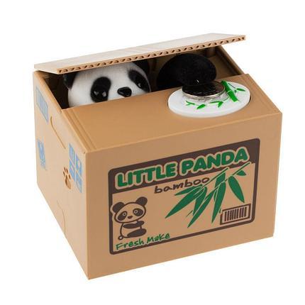 Копилка Панда-воришка, фото 2