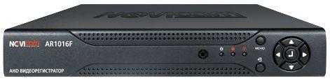 AR1016F 16-канальный гибридный видеорегистратор  AHD TVI CVI CVBS IP 5МП