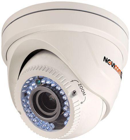 FC18W (2.8~12) купольная уличная антивандальная камера 1MP ИК35м