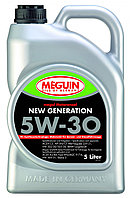Моторное масло MEGUIN Moto.New Generation 5w30 4 литра