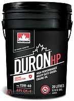 Моторное масло PETRO-CANADA DURON HP 15W-40