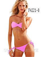 """Купальник Анжелика """"Super Sexy Summer Beach"""" Розовый"""