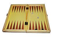 Нарды  3 в 1, (шахматы,шашки), 34х34 см, фото 1
