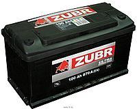 Аккумулятор ZUBR Ultra CT-100 для газелей, микроавтобусов и малотоннажных грузовиков, фото 1
