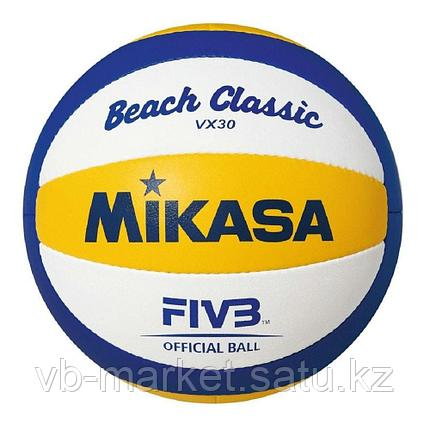 Мяч для пляжного волейбола MIKASA VX30, фото 2