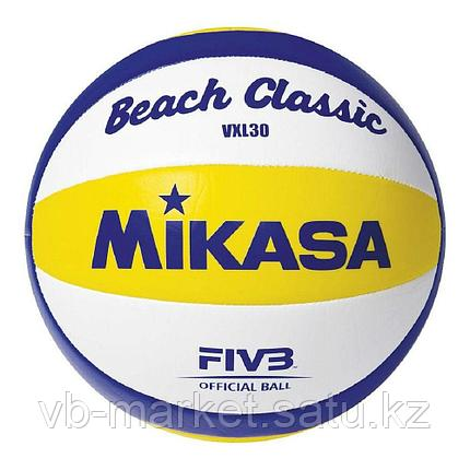 Мяч для пляжного волейбола MIKASA VXL30, фото 2