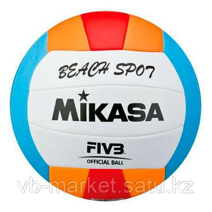 Мяч для пляжного волейбола MIKASA VXS BSP, фото 2