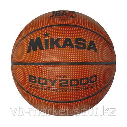 Баскетбольный мяч MIKASA BDY 2000, фото 2