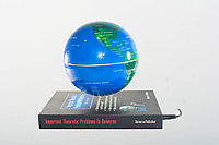 Глобус левитирующий на книге
