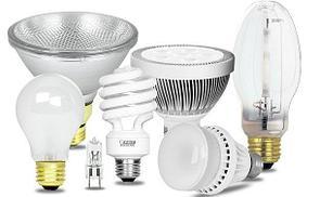 Лампы, светильники, прожекторы