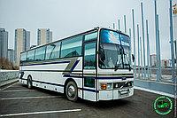 Развозка рабочих на автобусе