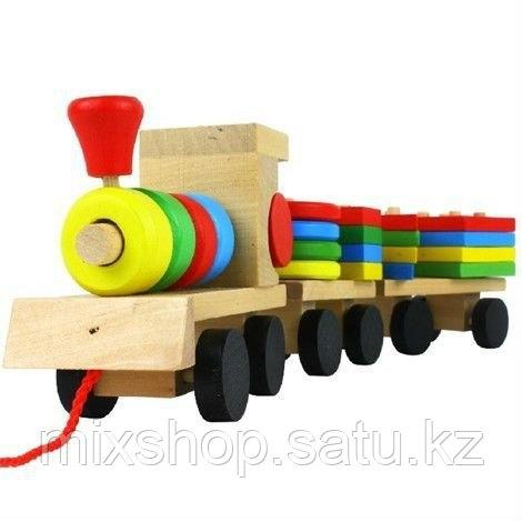 Поезд сортер
