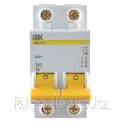Автоматический выключатель ВА 47-29 (50А)