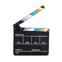 E-Image ECB-02 хлопушка кино movie slate