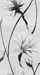Керамическая плитка Шахтинская Картье панно 01(400х750)