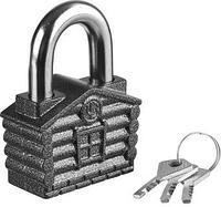 Навесной замок Зубр дисковый механизм секрета, ВС2-23 37220-23