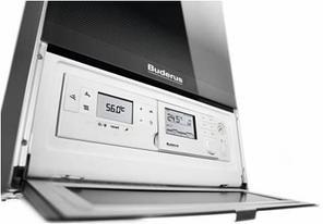 Настенный конденсационный котел Buderus Logamax plus GB172i 30 кВт (без дымохода), фото 3