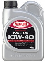 Моторное масло MEGUIN Power Synt 10w40 1 литр