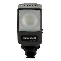Накамерный прожектор LED-5003 + Аккум.+ зарядка