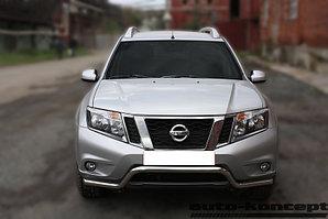 Защита передняя волна D 50,8 Nissan Terrano 2014-