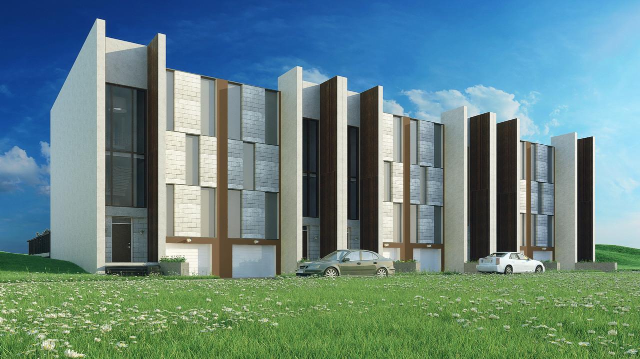 Дизайн-проект частного жилого дома