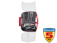 Гравер ЗУБР электрический с набором мини-насадок в кейсе, 219 предметов