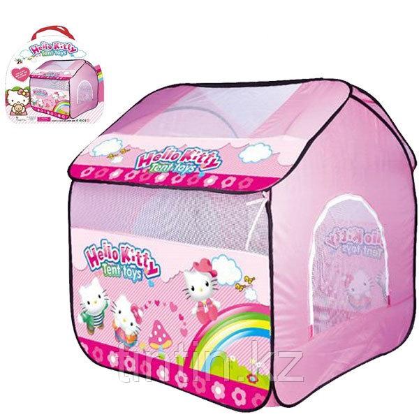 """Детская палатка домик """"Hello Kitty"""" 109х103х116см, A999-208"""