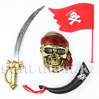 Пиратский набор для карнавала с саблей