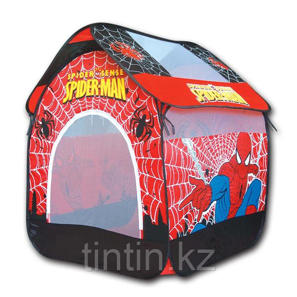 """Детская палатка домик """"Человек Паук"""" 82х90х106, A999-142"""