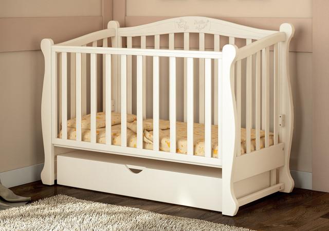 Детские кроватки Антел (Россия)