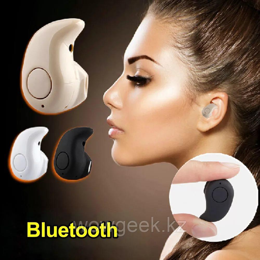 Невидимые беспроводные наушники Bluetooth S530