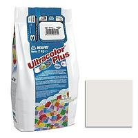 Затирка для швов для швов MAPEI Ultracolor Plus № 100/2кг (Белый) 859378