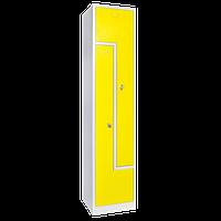 Металлический шкаф для одежды, фото 1