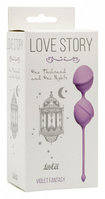 Вагинальные шарики Love Story One Thousand and One Nights Violet Fantasy 3004-05Lola