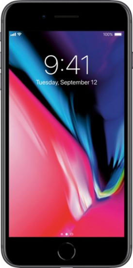 Apple Iphone 8 Plus 64Gb Space Grey купить в Алматы