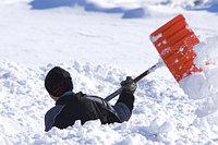 Ручная уборка, погрузка и вывоз снега
